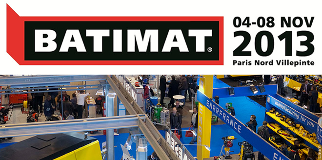 Bateig Piedra Natural en Batimat 2013