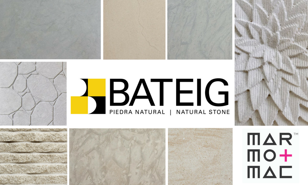 Bateig natural stone at Marmomacc 2017