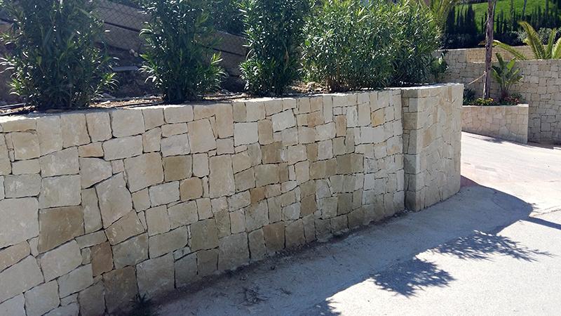 piedra natural para exterior