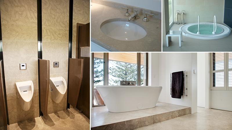 baños en piedra natural Bateig