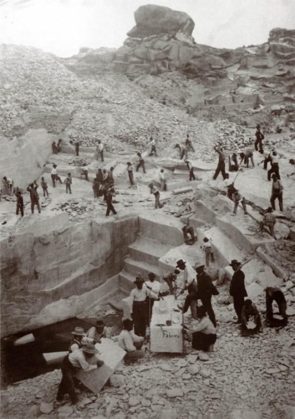 Bateig quarry