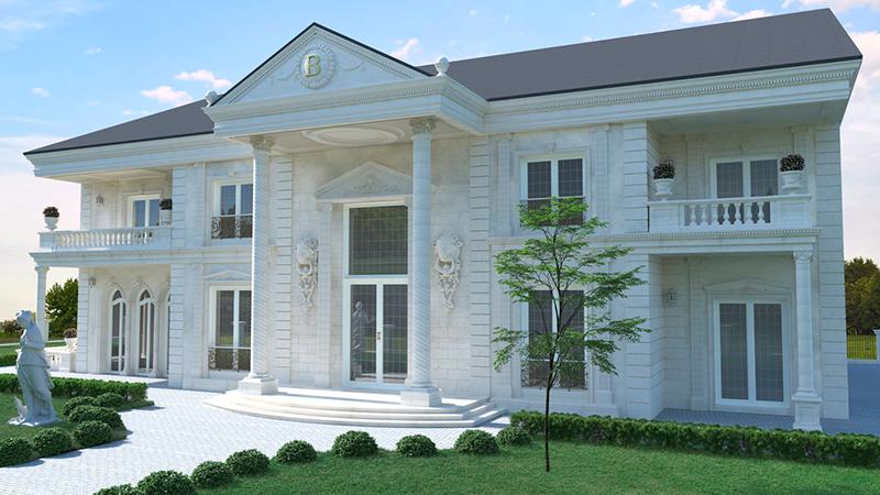 villas privadas en piedra Bateig